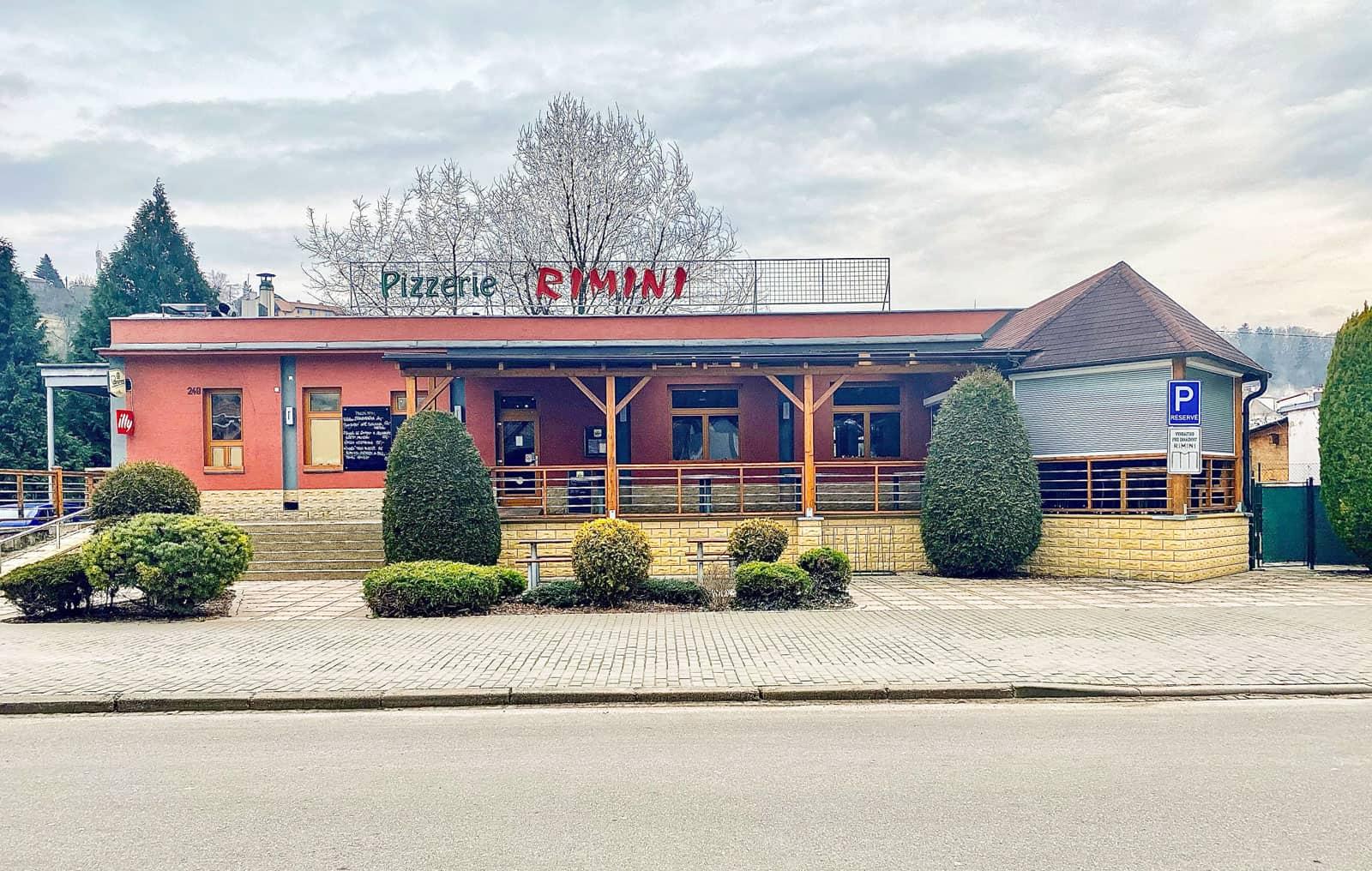 Restaurace Rimini Luhačovice
